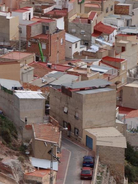 Lorca von oben