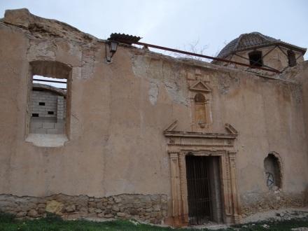 zerstörte Kirchen in Lorca