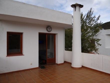 Alpujarras: meine Unterkunft in Laujar