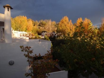 Herbst in Laujar