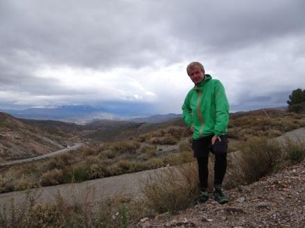 Bei frischen Temperaturen unterwegs in den Alpujarras