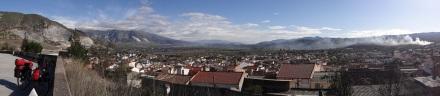 auf dem Weg nach Granada