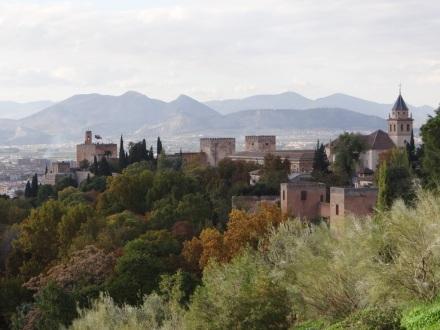 """""""Ganz nett"""": die Alhambra"""