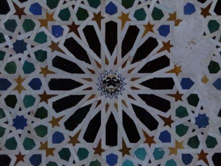 arabische Muster überall