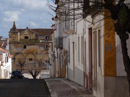 In Vila Vicosa