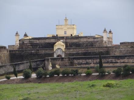 St. Luzia-Festung