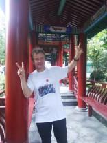Die 6a ist mit dabei an der neuen Schule in Xi'an ;)