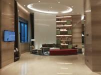 Die Lobby meines Hotels (aus dem ich leider nächsten Samstag bereits ausziehen muss) ;)