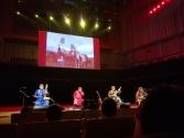 Huun Huur Tu in der Konzerthalle - wow, welch ungewöhnliches und schönes Klangerlebnis!