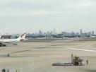 Kurz vor dem Rückflug nach Xi'an gestern (Sonntag) vom Flughafen Shanghai Honqiao aus.