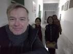 Huan, Jing und Boya: die Besten überhaupt! Ohne sie wäre es hier nicht einmal halb so schön.
