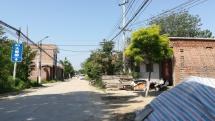 Ein Dorf, gerade einmal 25 Kilometer vom Zentrum der 9 Millionen-Stadt Xi'an entfernt.