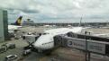 Rückflug nach Peking in der 747.