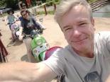 Rollertour bei Yangshuo.